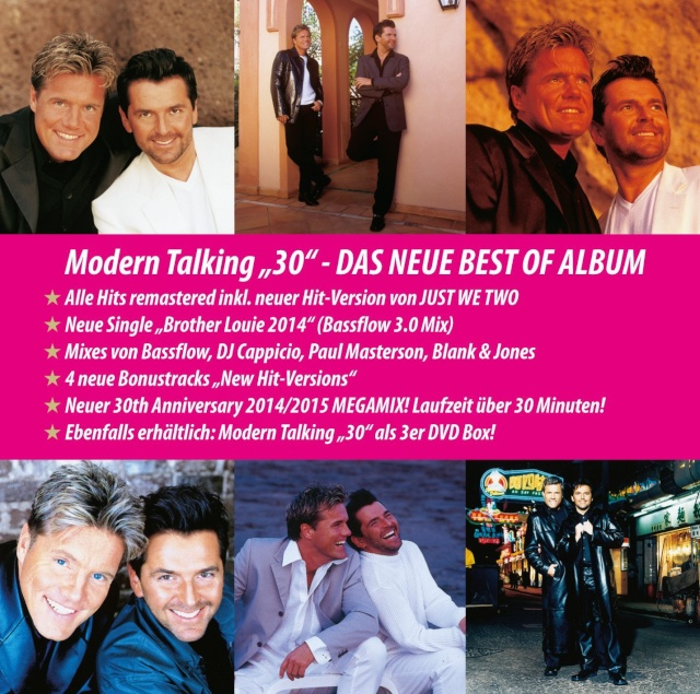 Modern Talking (Dieter Bohlen, Thomas Anders, etc.) - Страница 3 Modern11