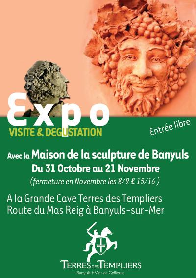 """exposition """"maison de la sculpture"""" à Banyuls Sculpt10"""
