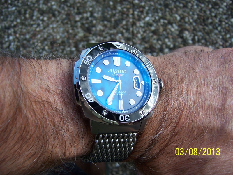 Montre Alpina extreme diver 300 Photo_13