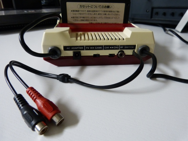 [Tuto] Famicom AV Mod Famico11