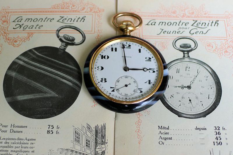 La montre Zenith Agate Agate-11