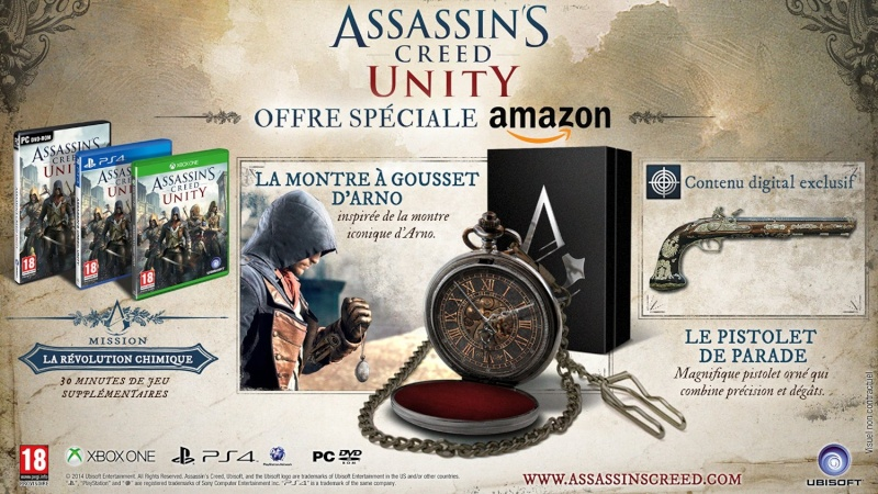 Assassin's Creed® Unity  91a1t510