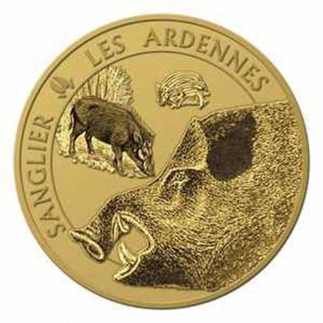 Souvenirs et Patrimoine 31mm  Ardenn10