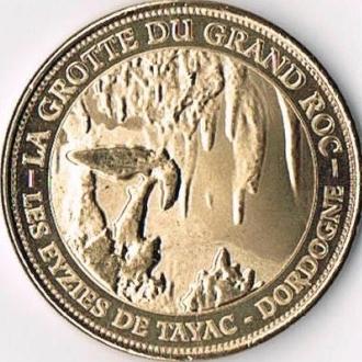Les-Eyzies-de-Tayac-Sireuil (24620)  [Grand Roc / Gaume / Cazelle UEMN] Roc10