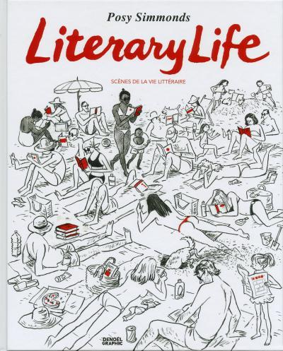 Literary Life de Posy Simmonds 1507-110