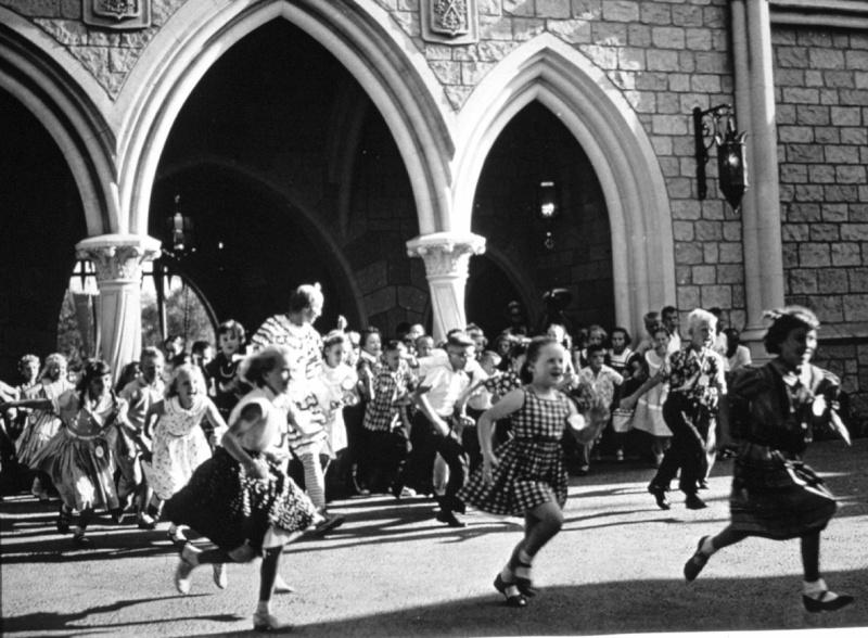 Disneyland: archives des années 50 Photo_10