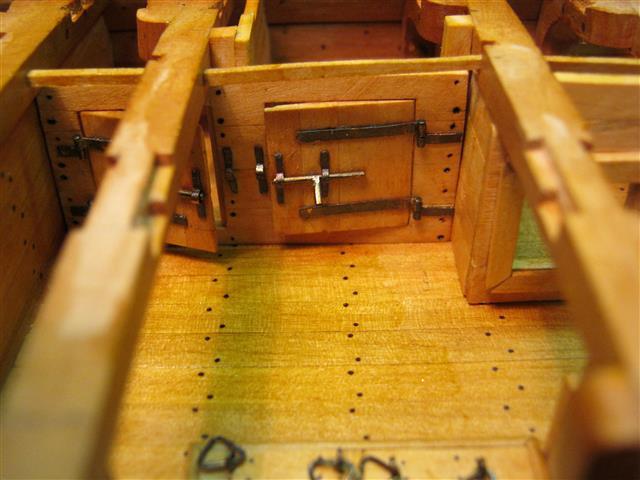 L'AMARANTE corvetta 12 cannoni 1\36 G.DELACROIX - Pagina 7 118_sm10