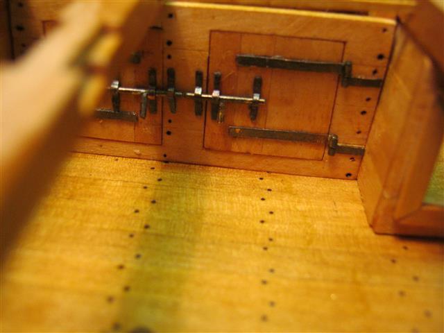 L'AMARANTE corvetta 12 cannoni 1\36 G.DELACROIX - Pagina 7 119_sm11