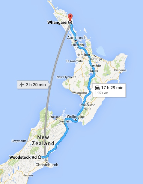 NZ Extreme enduro (Nut Buster 2014)  Route_10