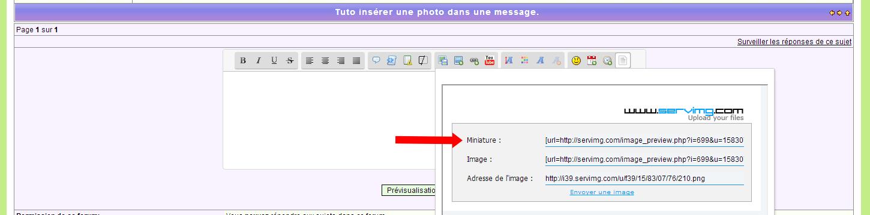 [TUTORIEL] Insérer une photo dans un message 310