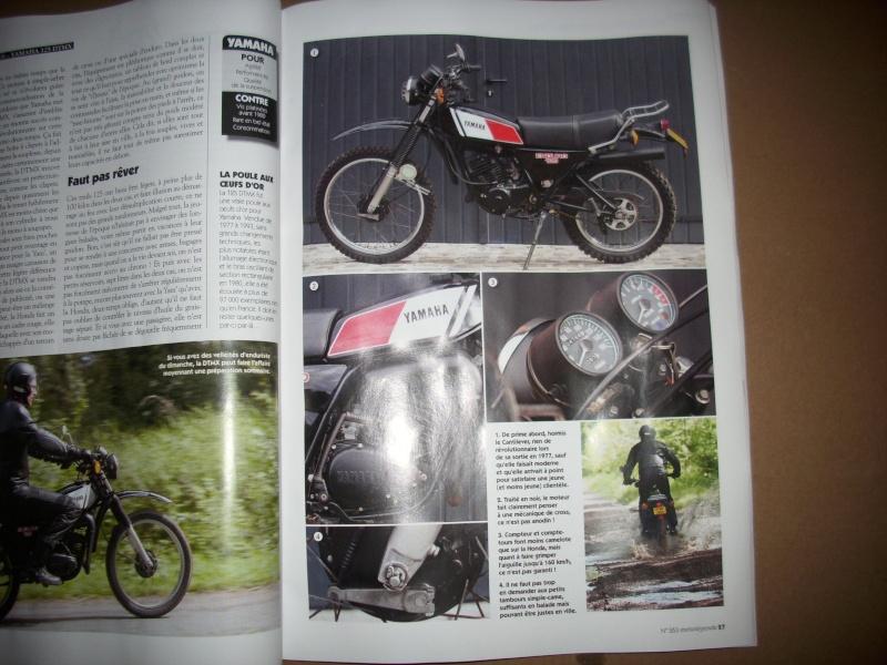 "Magazine  "" Moto légende "" ! Dsci0817"
