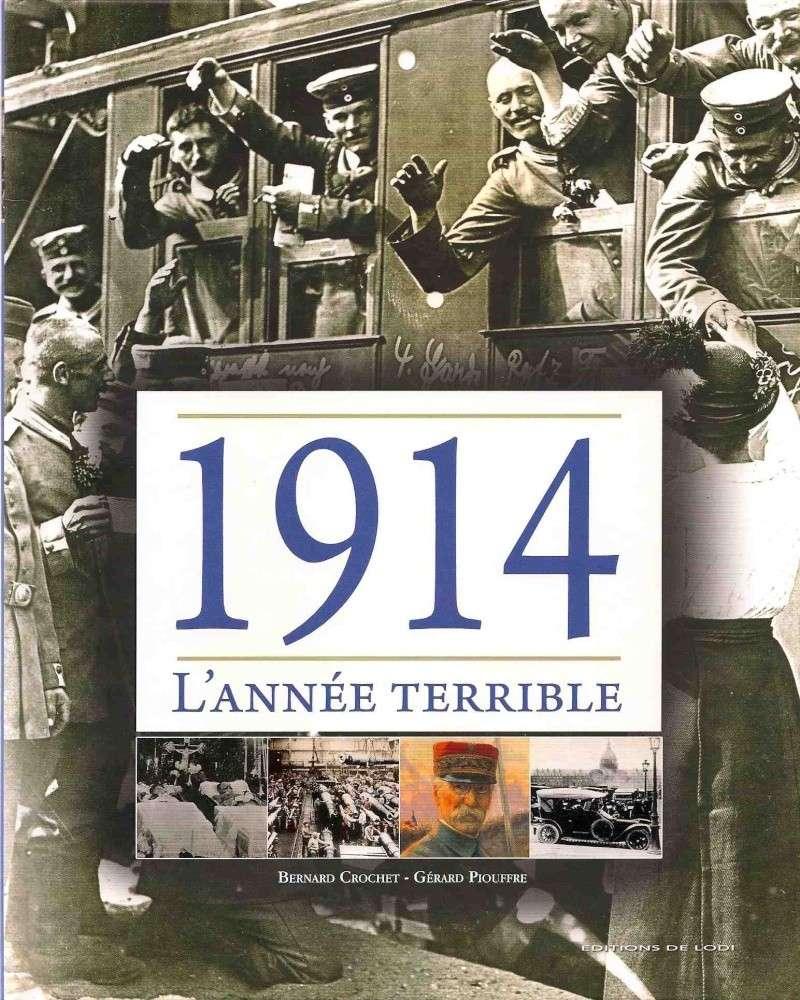 1914 L'année terrible 191410