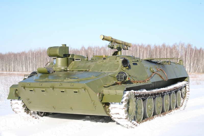 Russian Army ATGM Thread - Page 8 Aturm-10