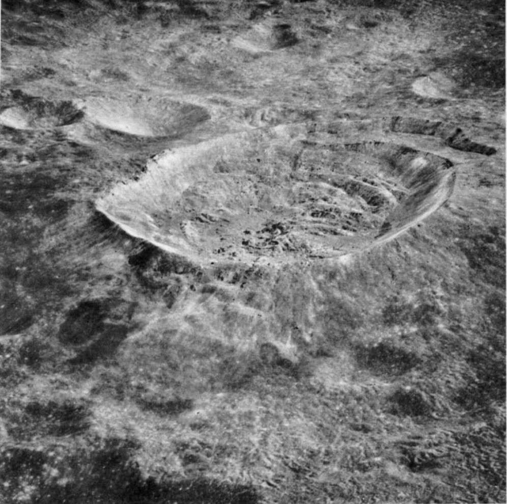 Necho crater Object As10-212