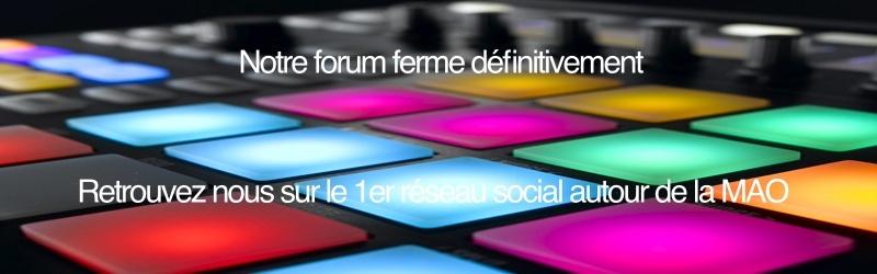 créer un forum : Push Ableton Live France Forumf10