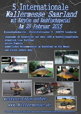 Internationale Wallermesse Saarland 28 fevrier 2015 Saar10