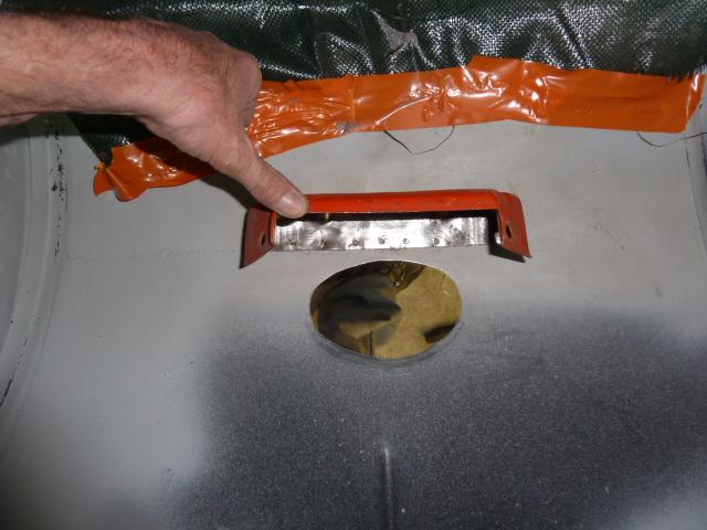 denis du bas rhin et sa Karmann Ghia de 73 sortie de grange - Page 13 P1100412