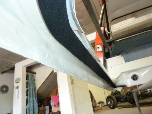 denis du bas rhin et sa Karmann Ghia de 73 sortie de grange - Page 13 P1100519