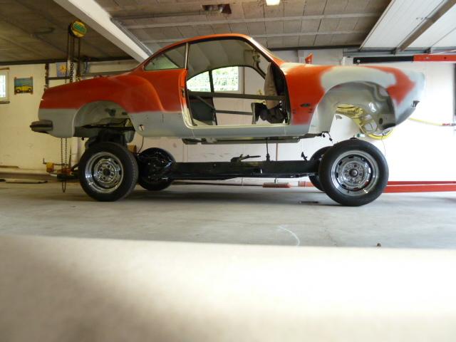 denis du bas rhin et sa Karmann Ghia de 73 sortie de grange - Page 13 P1100521