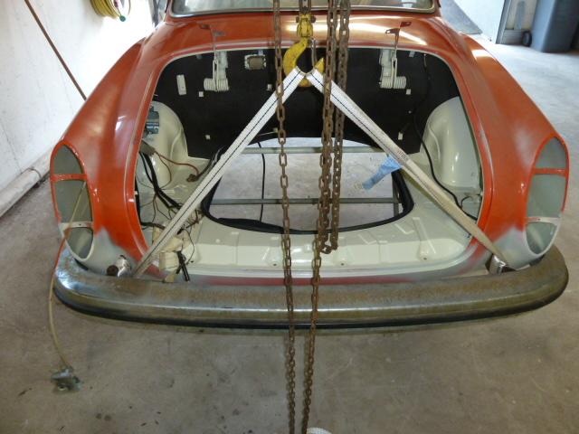 denis du bas rhin et sa Karmann Ghia de 73 sortie de grange - Page 13 P1100522