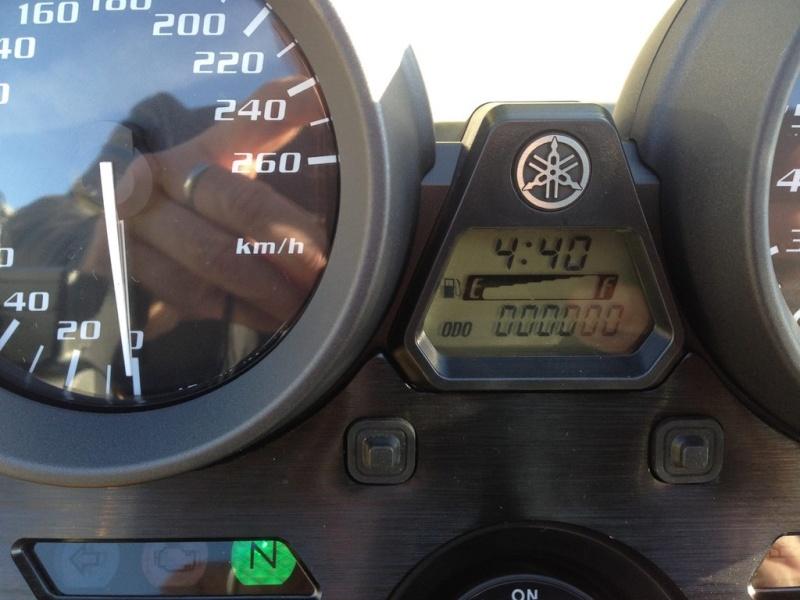 mon XJR 1300, 2014, de 0 km à ... - Page 3 0_km10