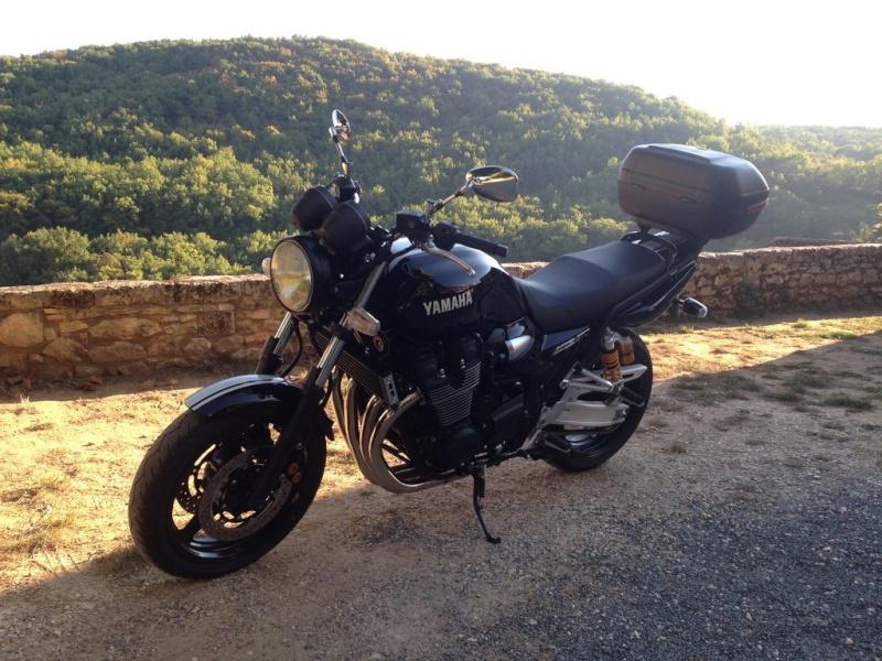 mon XJR 1300, 2014, de 0 km à ... - Page 3 710