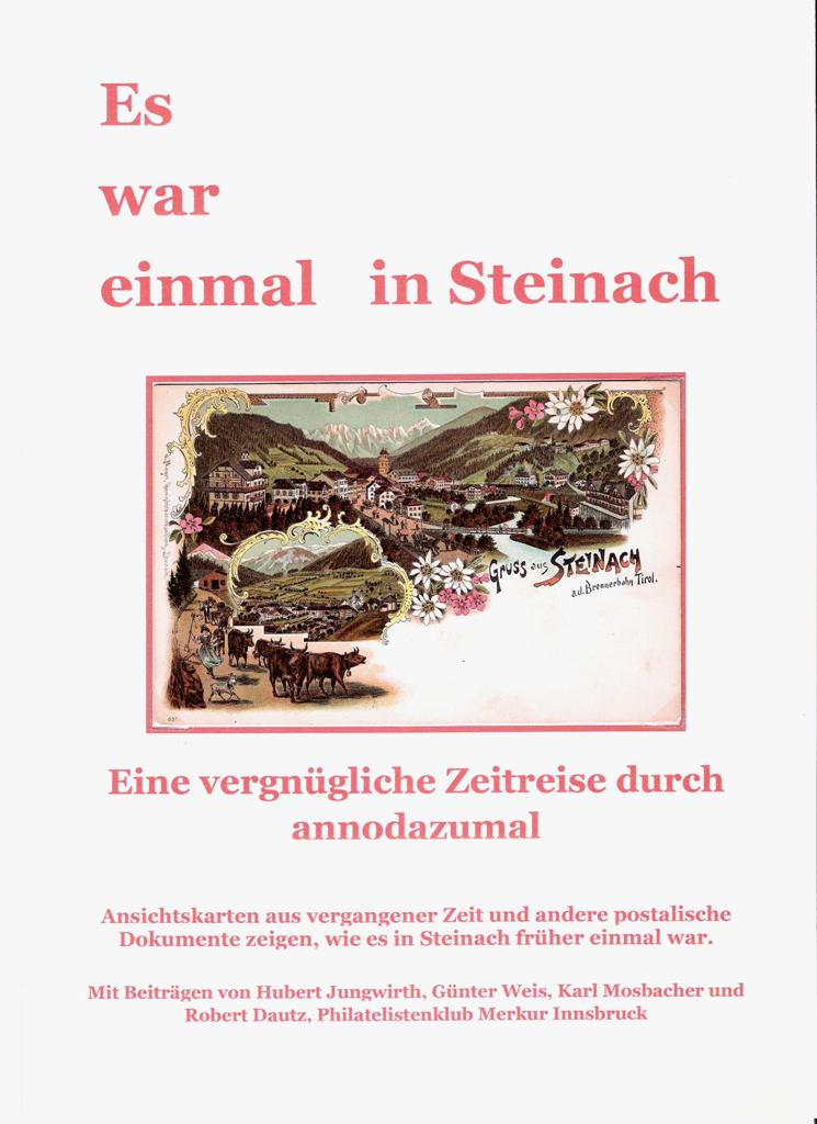 Alte Ansichten von Steinach - Mein Heimatort ganz nostalgisch Ausste10