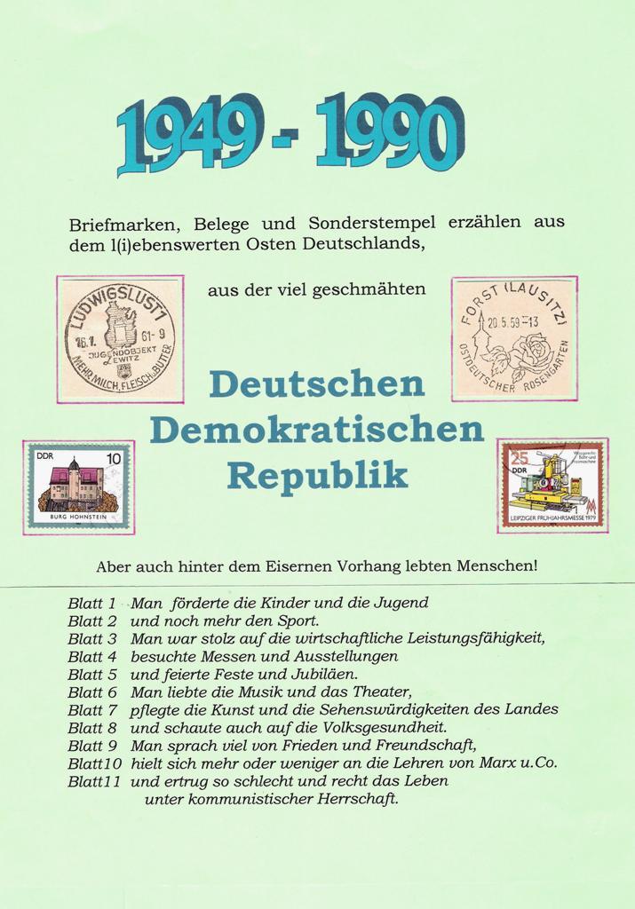 S: Belege, Ersttagsbriefe,  Ganzsachen aus der DDR Ddr210