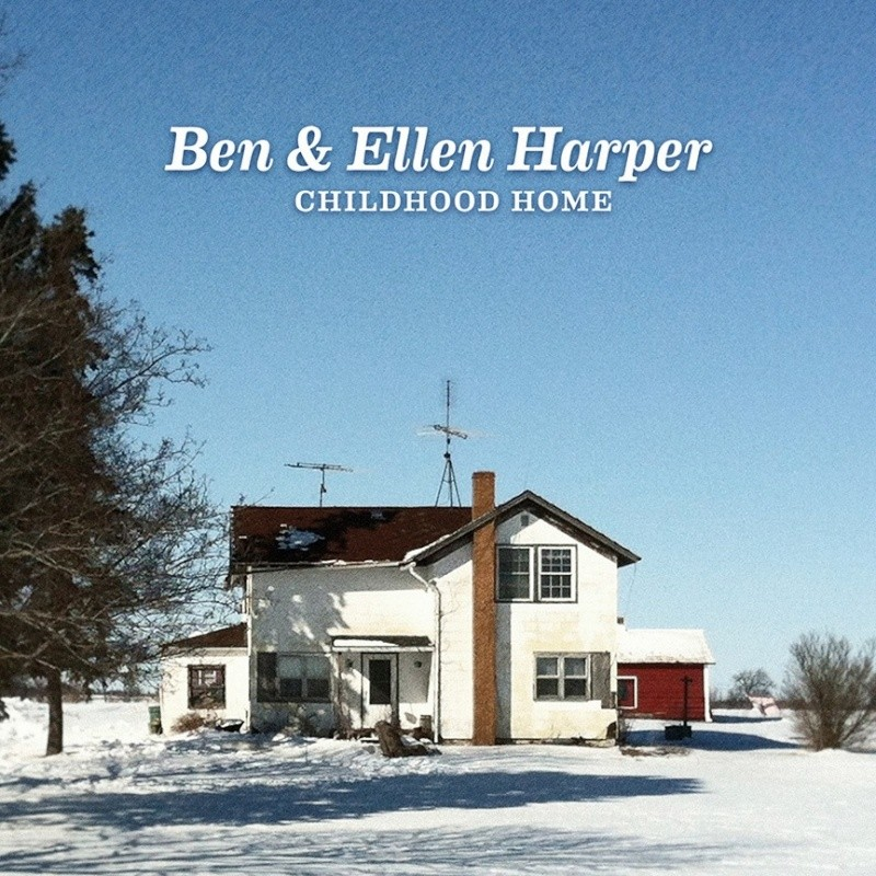 Mother & Son: Ben Harper & Ellen Harper -  Childhood Home Benell10