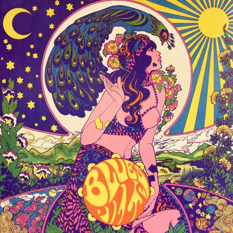 Pillola rossa o pillola blu...? Blues Pills - Blues Pills (2014) Bluesp10