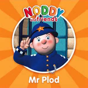 I read Noddy to my son, am I a racist? Plod10