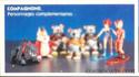Cosmocats / Thundercats (LJN / ALES) 1985-1987 Back-b17