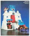Cosmocats / Thundercats (LJN / ALES) 1985-1987 Back-b18