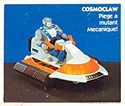 Cosmocats / Thundercats (LJN / ALES) 1985-1987 Back-b22