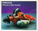 Cosmocats / Thundercats (LJN / ALES) 1985-1987 Back-b25