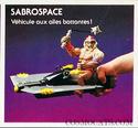 Cosmocats / Thundercats (LJN / ALES) 1985-1987 Back-b33