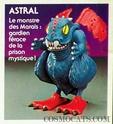 Cosmocats / Thundercats (LJN / ALES) 1985-1987 Back-b34