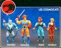 Cosmocats / Thundercats (LJN / ALES) 1985-1987 Back-c12