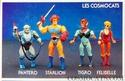 Cosmocats / Thundercats (LJN / ALES) 1985-1987 Back-c18