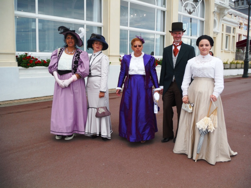 Cabourg à la Belle époque 2014, les photos Dscf6410