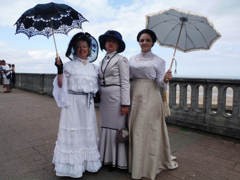 Cabourg à la Belle époque 2014, les photos Dscf6511
