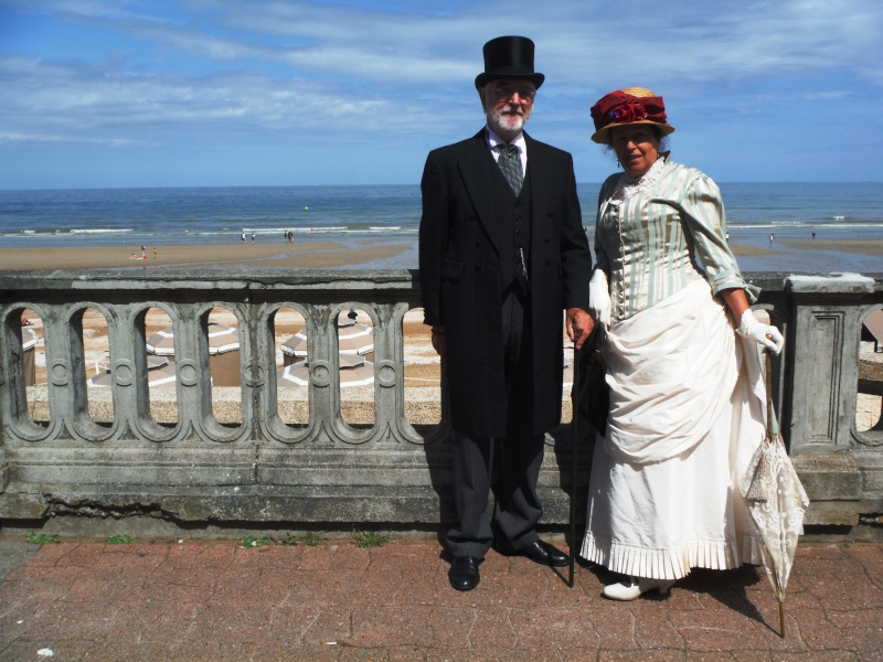 Cabourg à la Belle époque 2014, les photos Dscf6512