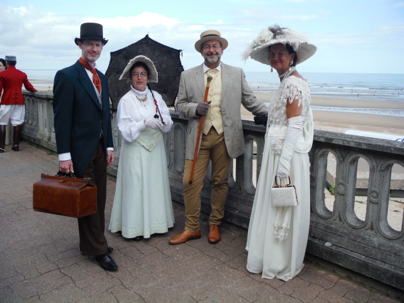 Cabourg à la Belle époque 2014, les photos Dscf6514
