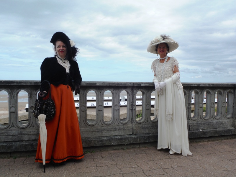 Cabourg à la Belle époque 2014, les photos Dscf6515