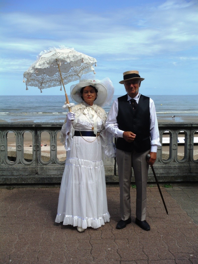 Cabourg à la Belle époque 2014, les photos Dscf6517