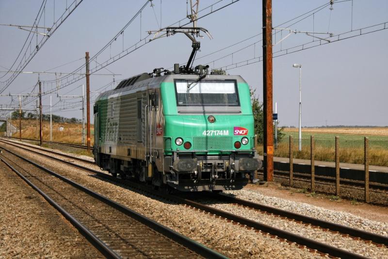 Reportage Photos- 2014 - Ligne Paris - Tours - Bordeaux. 00410