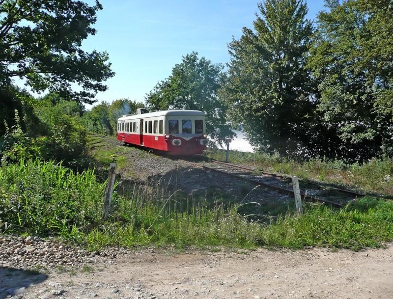 train touristique de Puisaye-Forterre Toucy [89] 00813