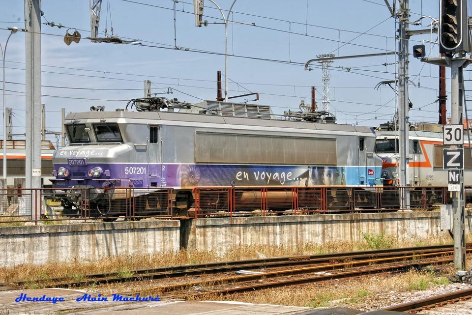 BB 7201 à Saint-Cézaire 01011
