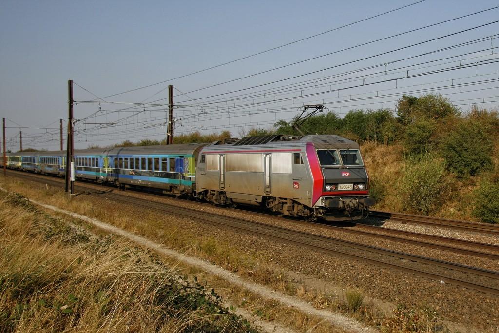 Reportage Photos- 2014 - Ligne Paris - Tours - Bordeaux. 012nx10