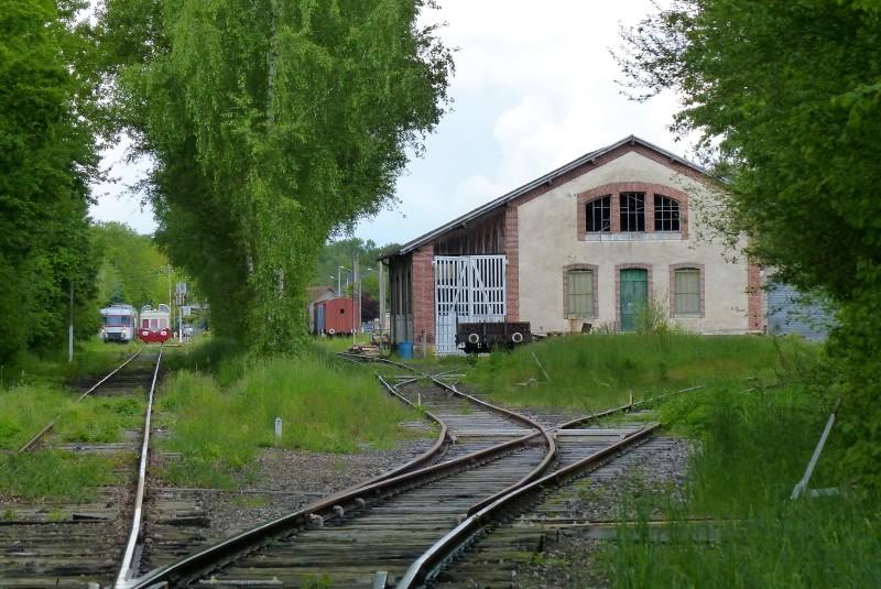 train touristique de Puisaye-Forterre Toucy [89] P1000011